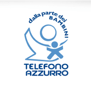 telefono azzurro logo
