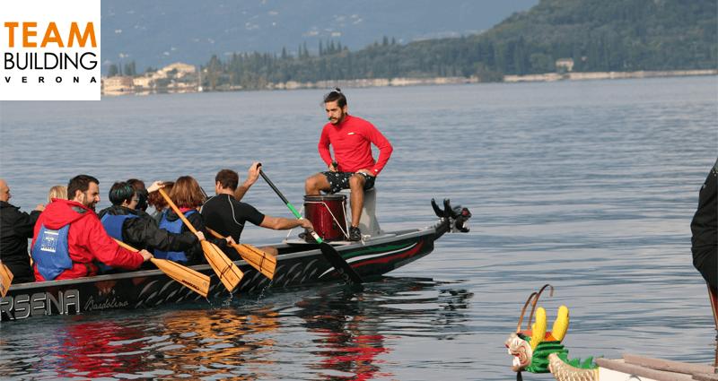 dragon boat team building aziendale