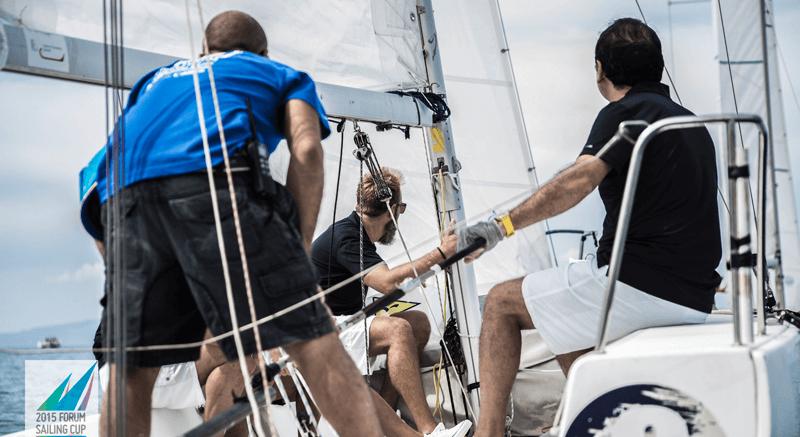 formazione a bordo: team building aziendale