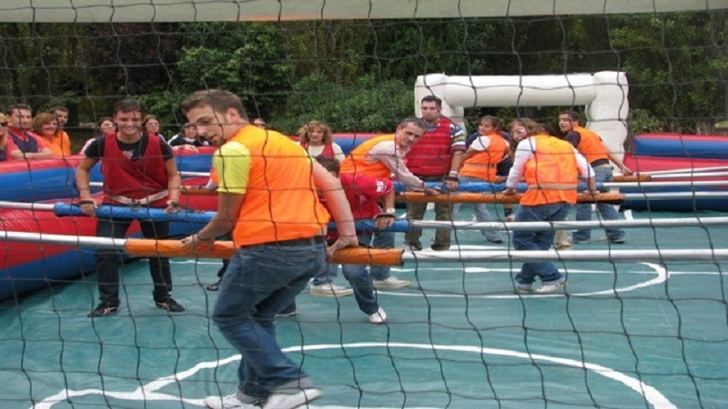 teambuilding giochi senza frontiere
