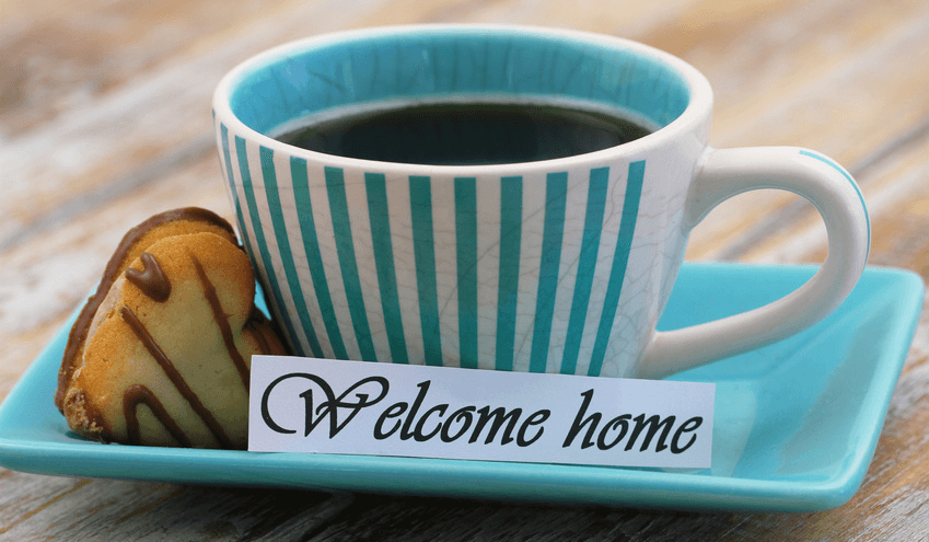 career site welcome home