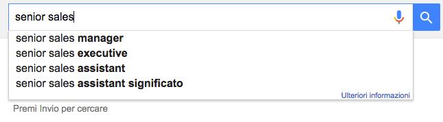 screenshot google search