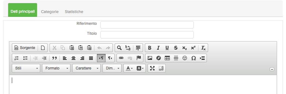 screenshot editor di testo