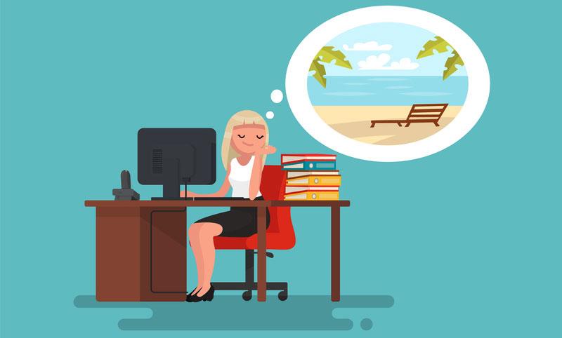 ufficio HR consigli per l'estate