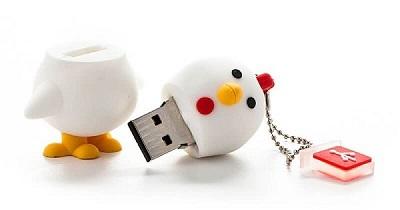 gadget ufficio chiavetta USB