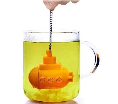 gadget ufficio infusore tè