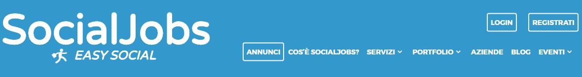 SocialJobs banner