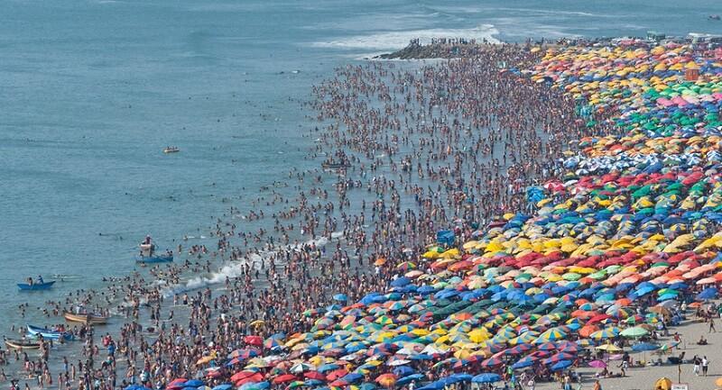 ferie ad agosto in Italia