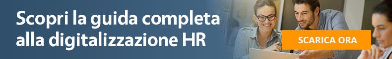 Guida digitalizzazione HR