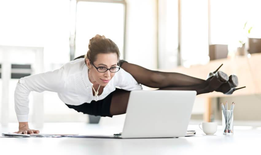 Flessibilità al lavoro