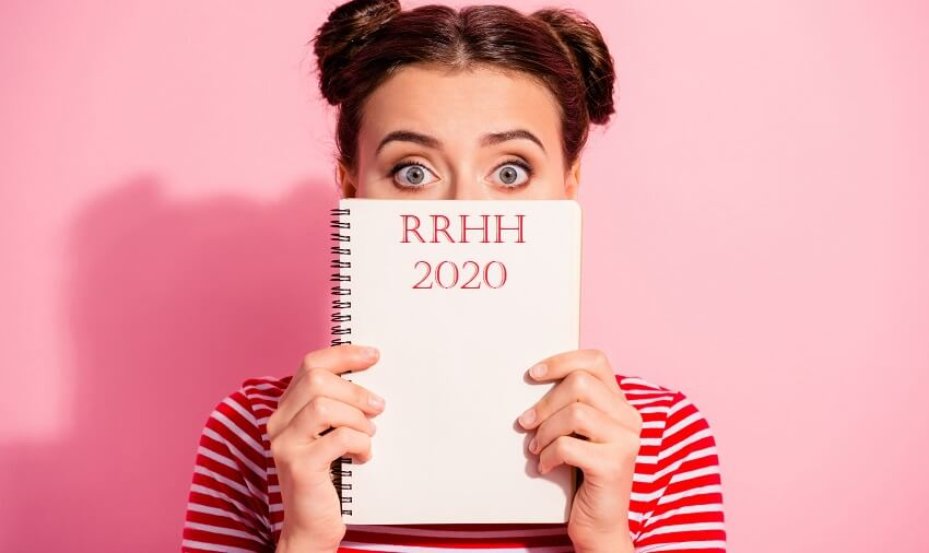 Calendario RRHH 2020