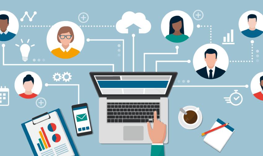 Processi HR solo online