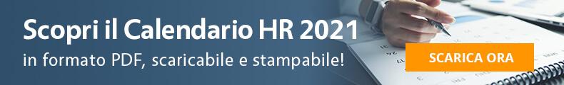 scarica calendario HR 2021