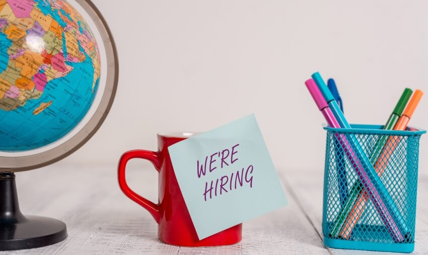 recruiting smart working