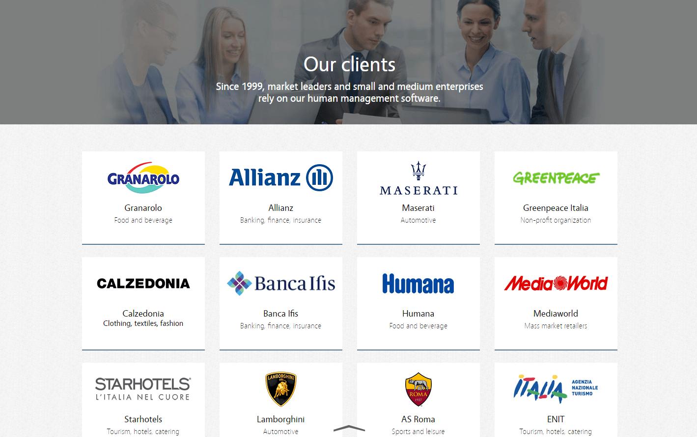 Clients update