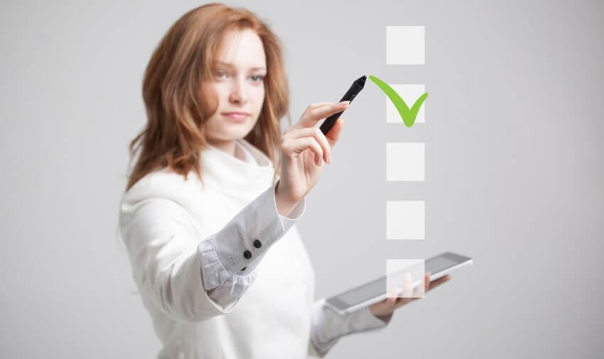 checklist software HR